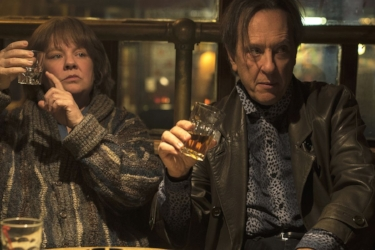 Melissa McCarthy & Richard E. Grant, both marvelous in  Can You Ever Forgive Me?