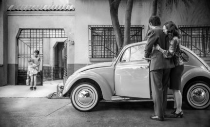 Roma  remains the front-runner for Best Picture…but it's hardly a done deal.