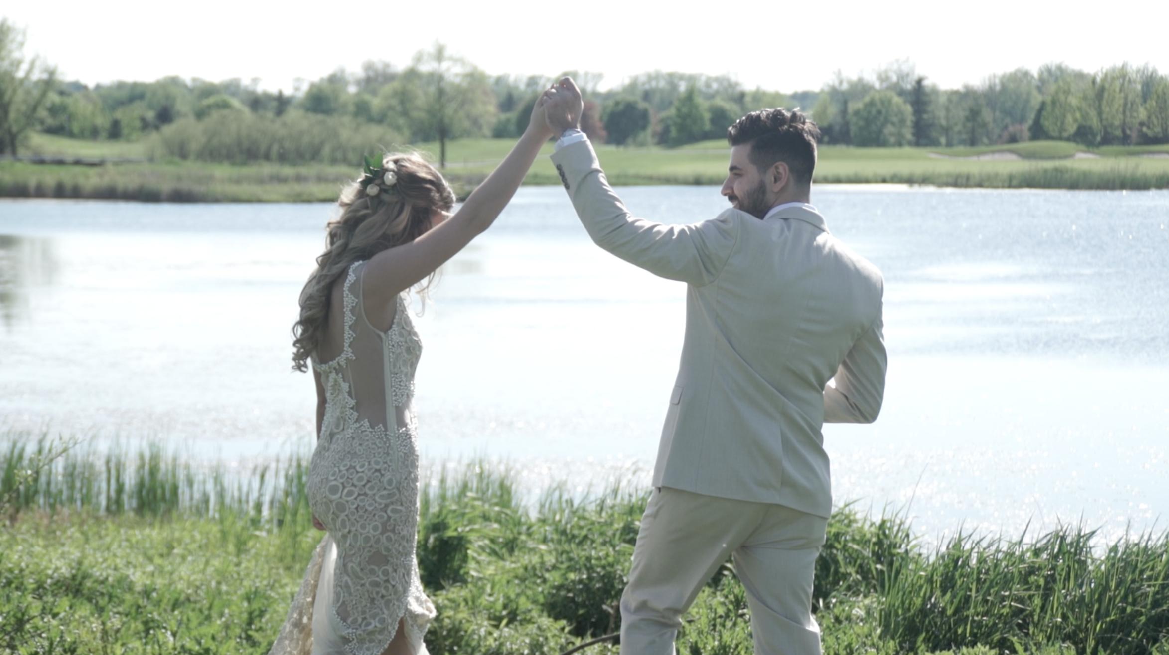 Mahsa & Peyman's - Engagement