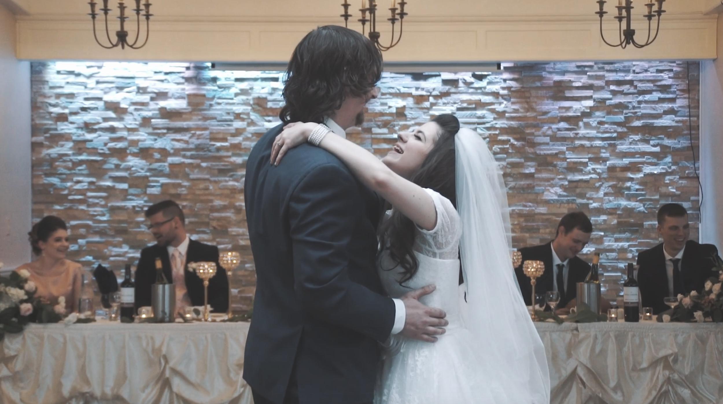Nyssa & Matthew - Wedding