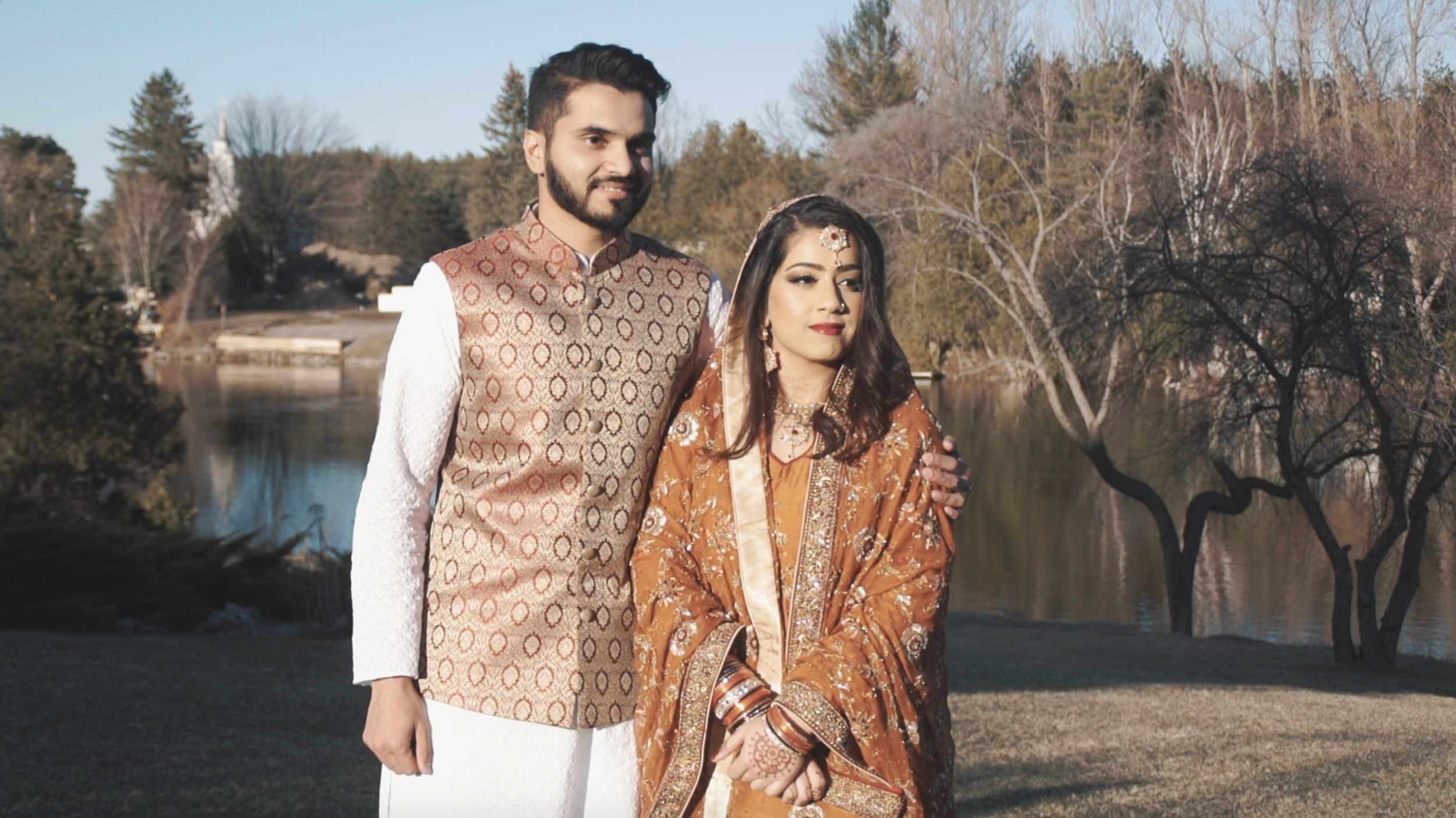 Areeba & Usman - Wedding