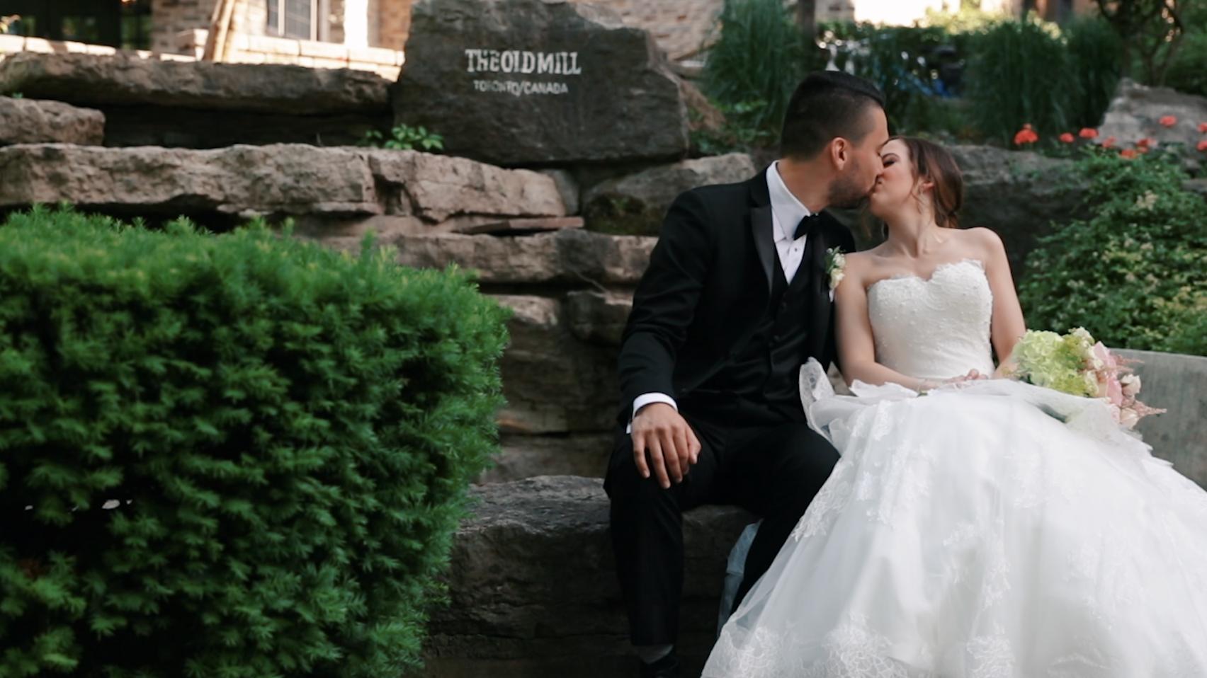 Tara & Anthony - Wedding