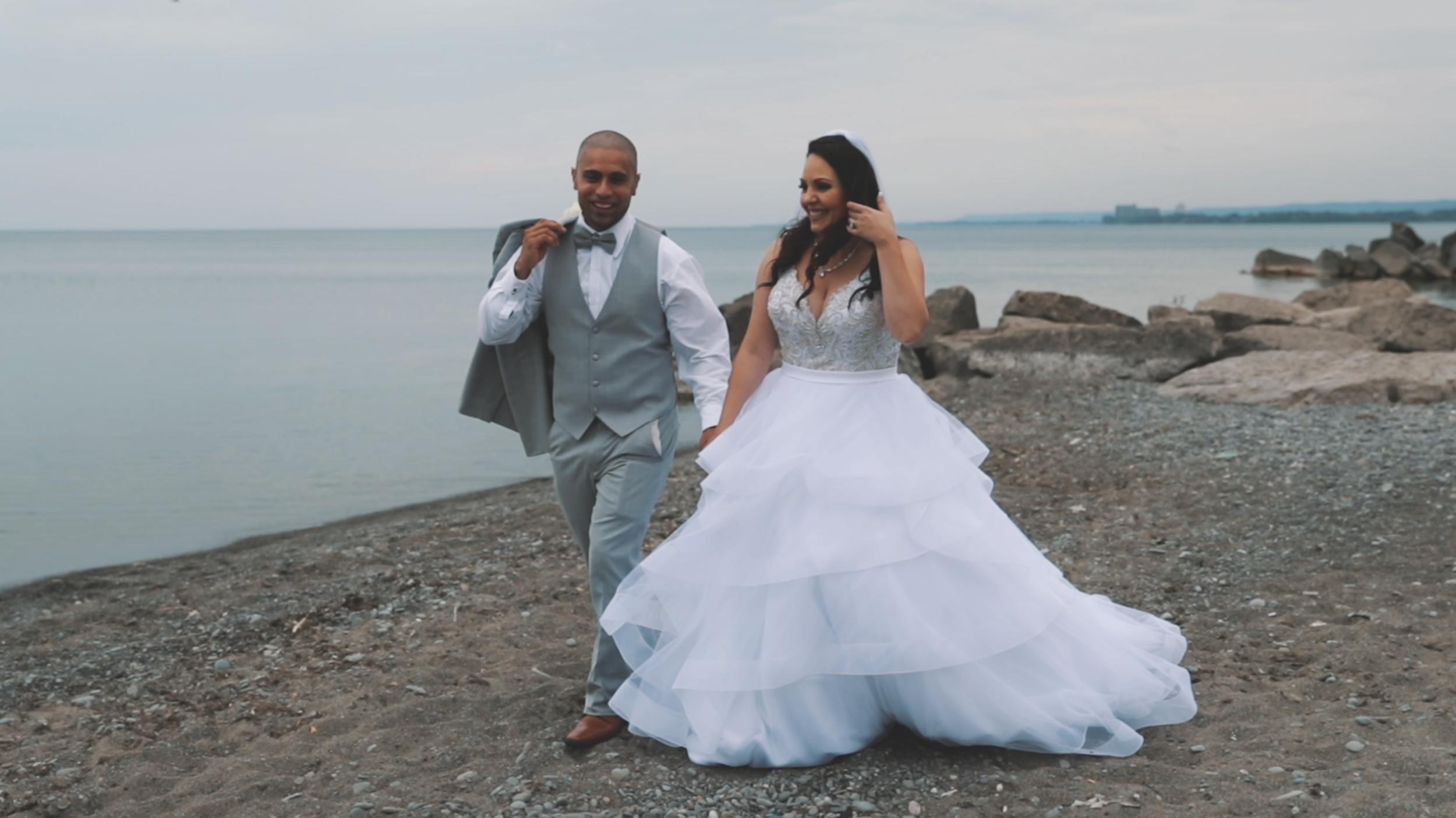 Marcia & Darryl - Wedding