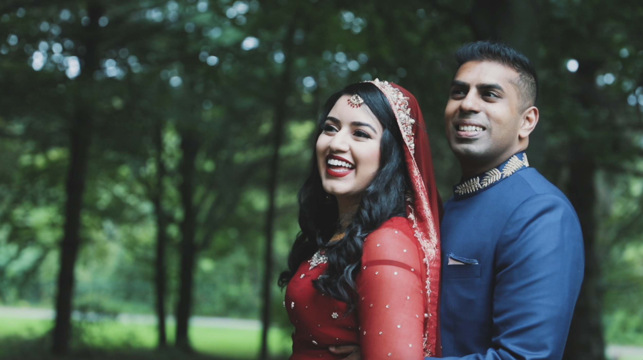 Naila & Imran - Wedding