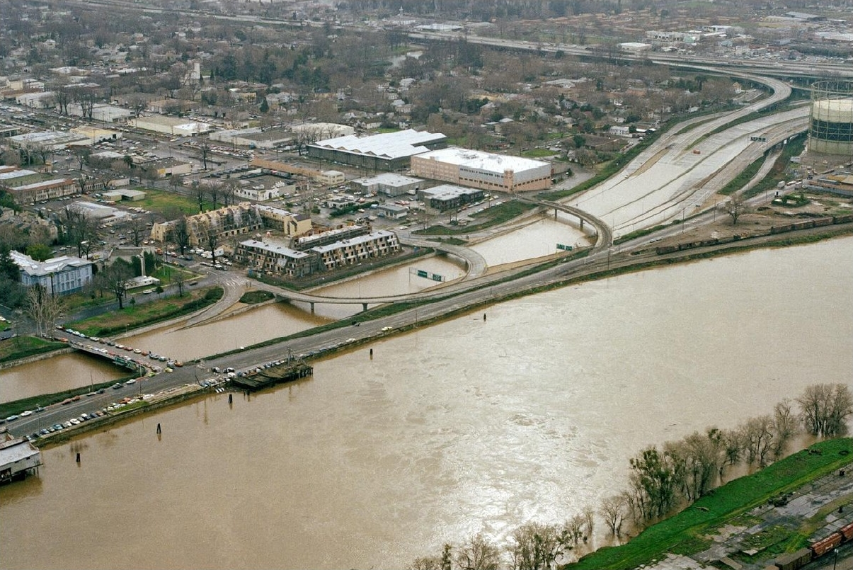 Improving Public Safety Through   Flood Control    Learn More