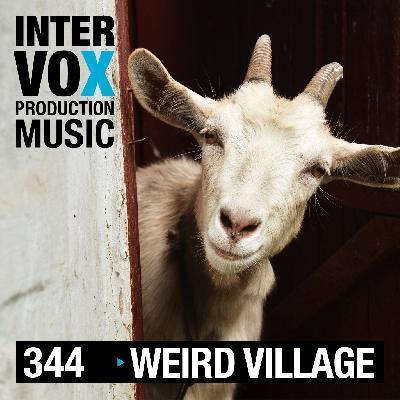 IVOX344 Weird Village   Track: Flock Party