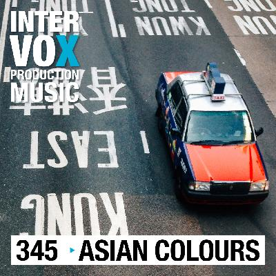 IVOX345 Asian Colours   Track: Zen Master