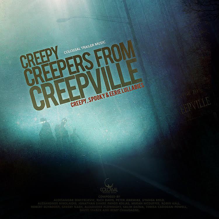 CTM020 Creepy Creepers From Creepville   Track:  Mockingbird Killer