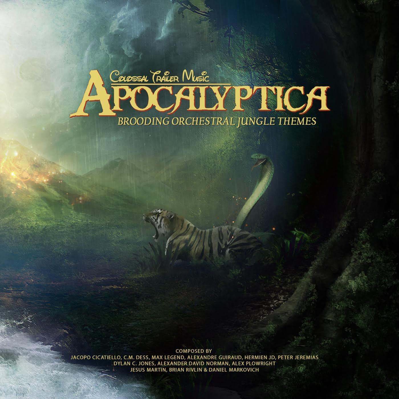 CTM025 Apocalyptica   Track:  Ratu Udre Udre