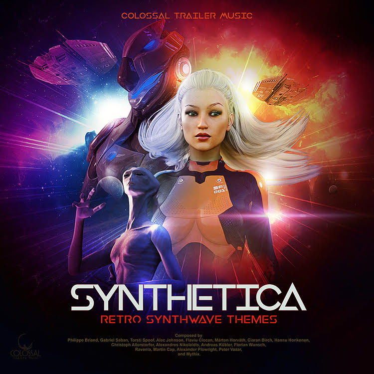 CTM046 Synthetica   Track:  Tannhauser Gate
