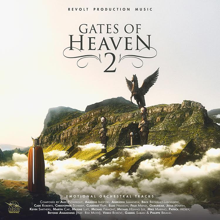 RPM047 Gates Of Heaven 2   Track:  Beyond Lightspeed ,  Event Horizon