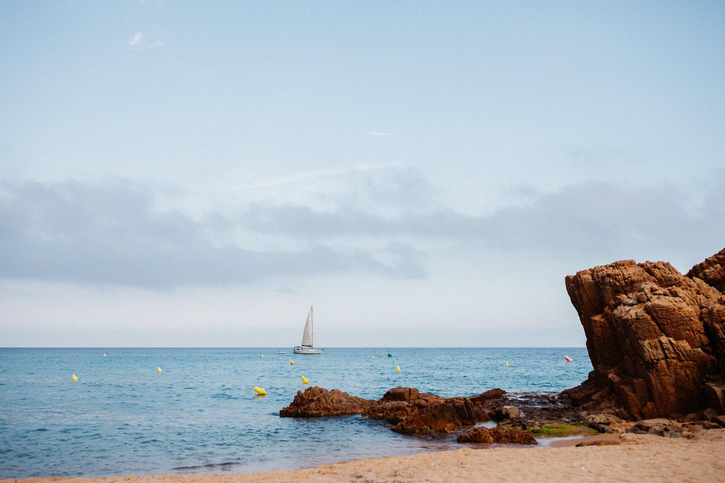 Boda en la playa, costa brava bodas de cuento