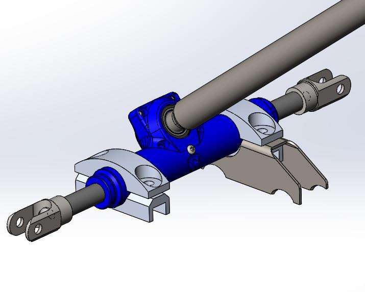 Steering Package CAD