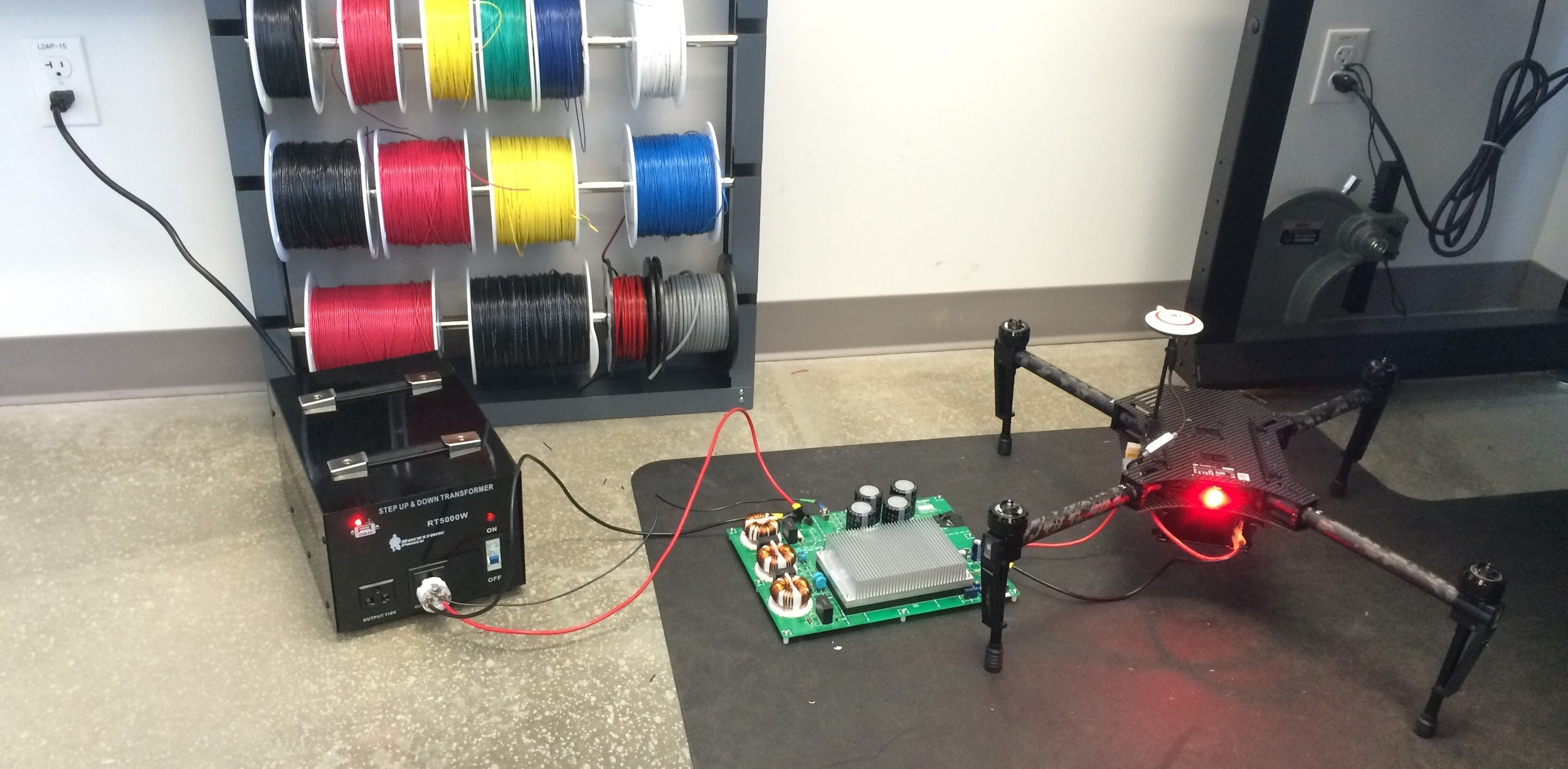 Tethered Drone Project