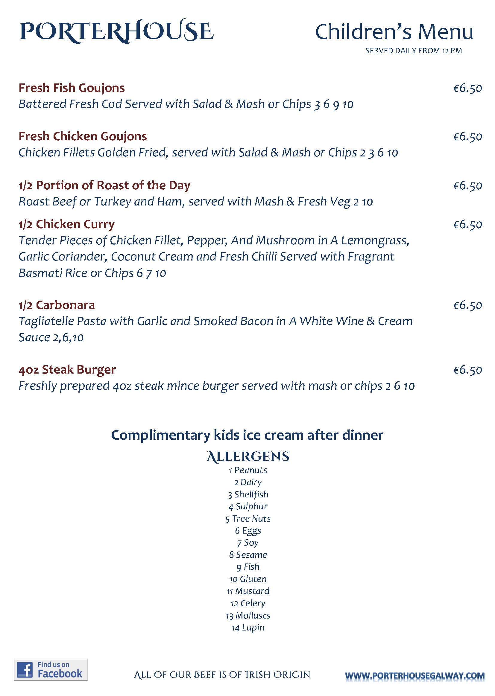 Porterhouse Galway - kids Menu - Final 19.07.2018.jpg