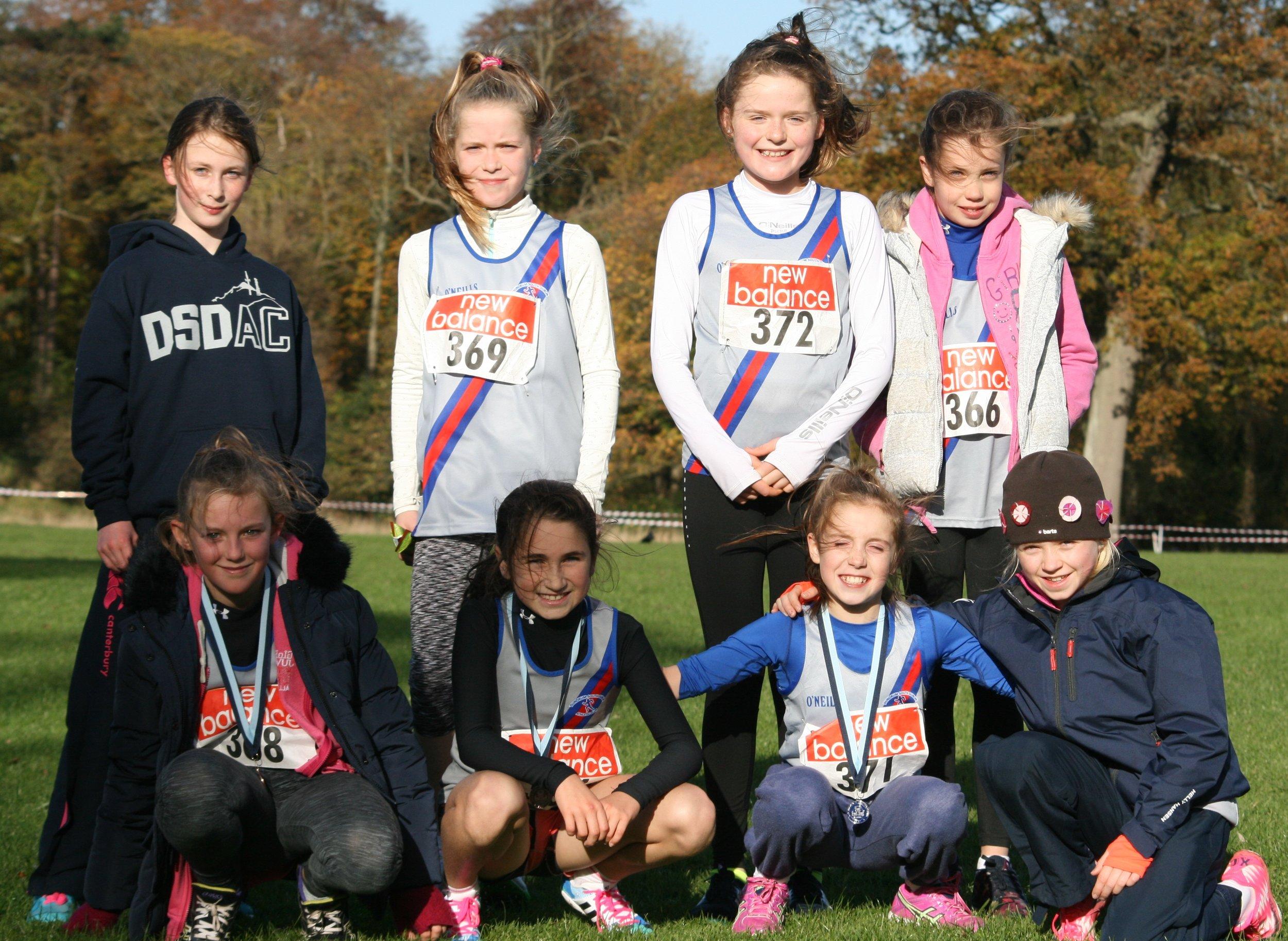 U11 Girls Silver Team.JPG