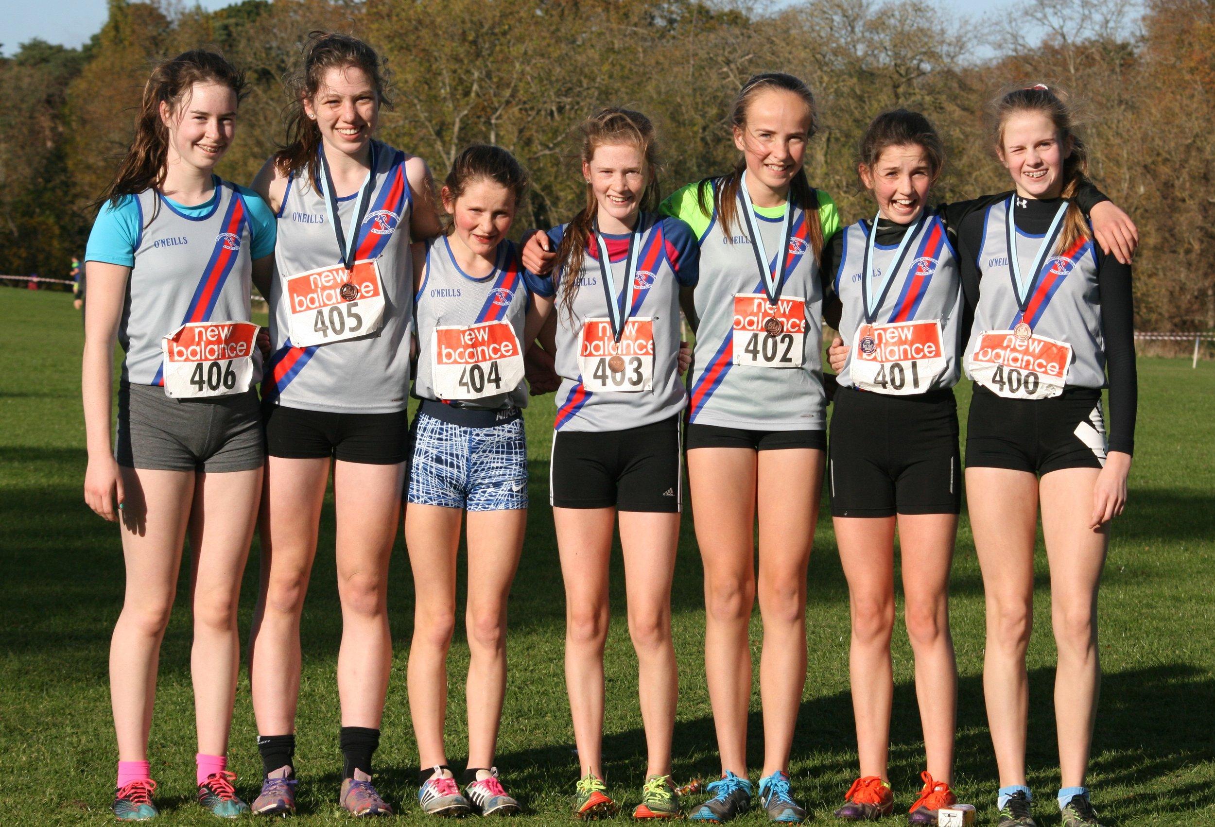 U15 Girls Winning Team.JPG