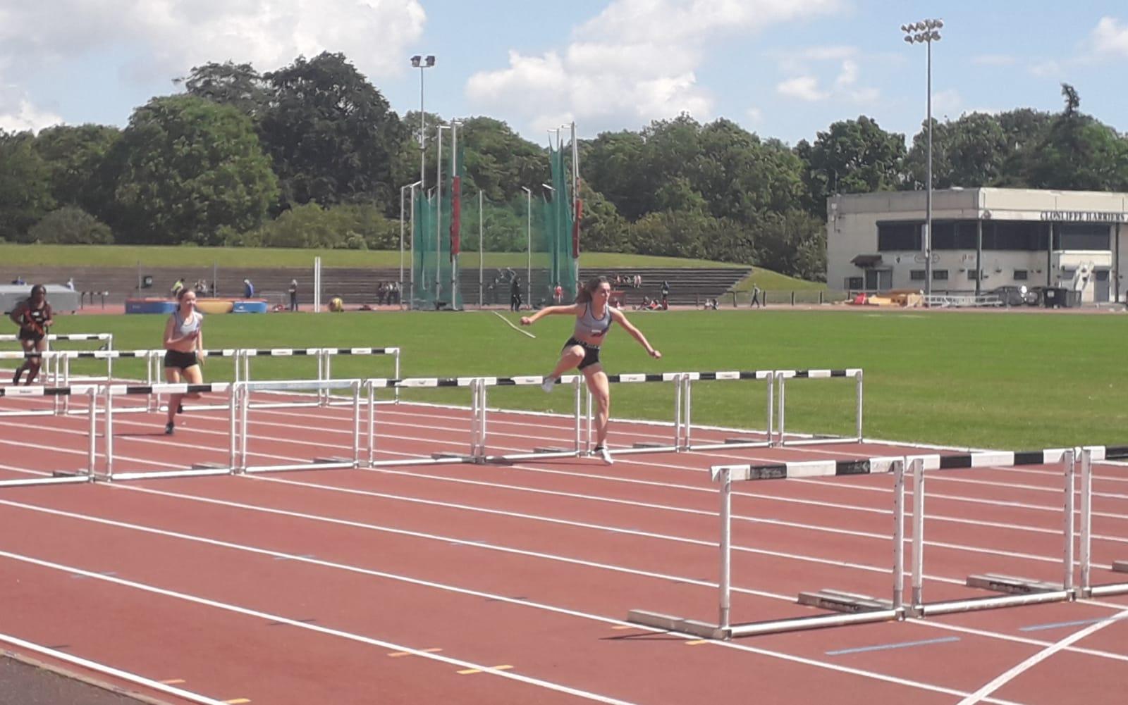 Laura & Cara hurdles.jpg