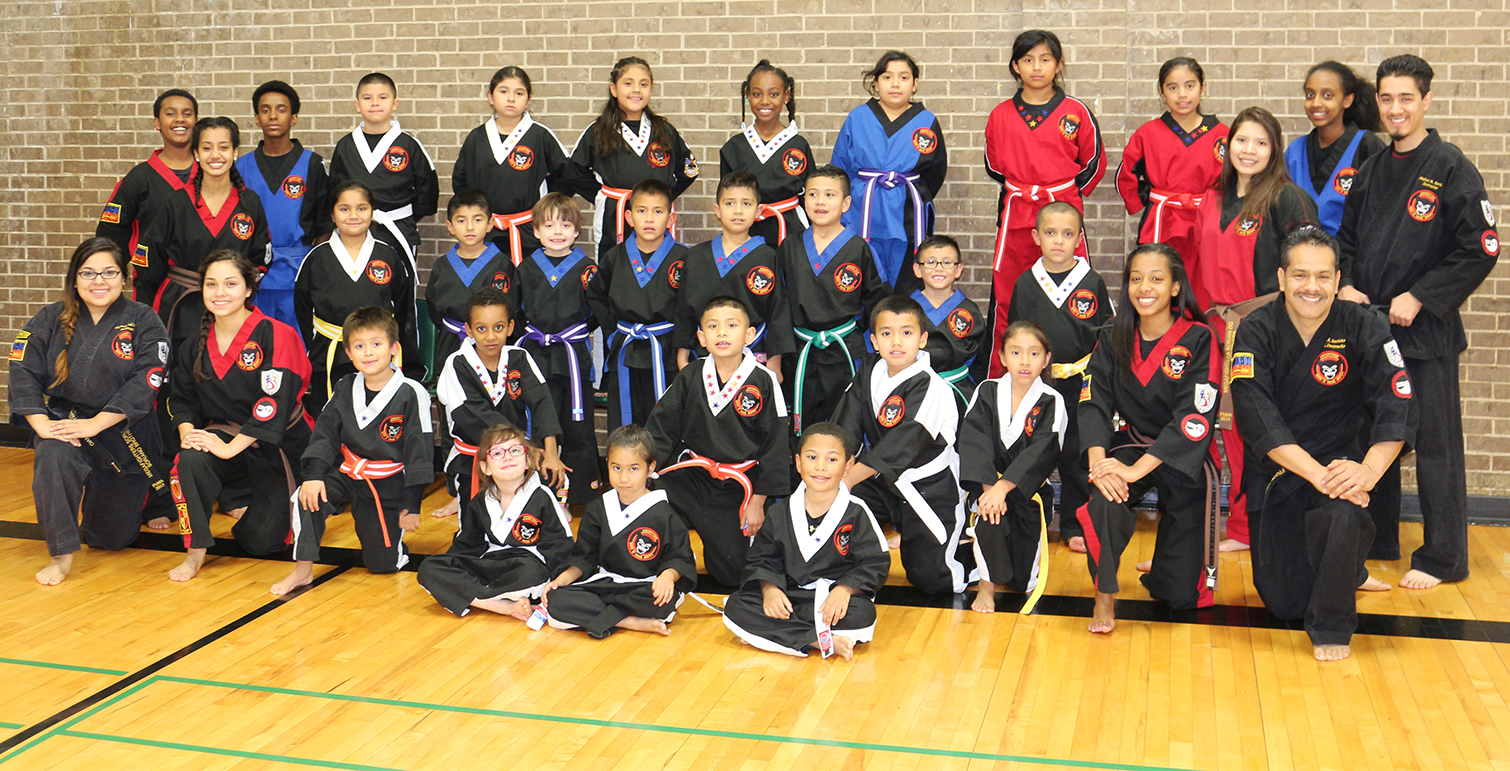 Minifighters  Class of 2015