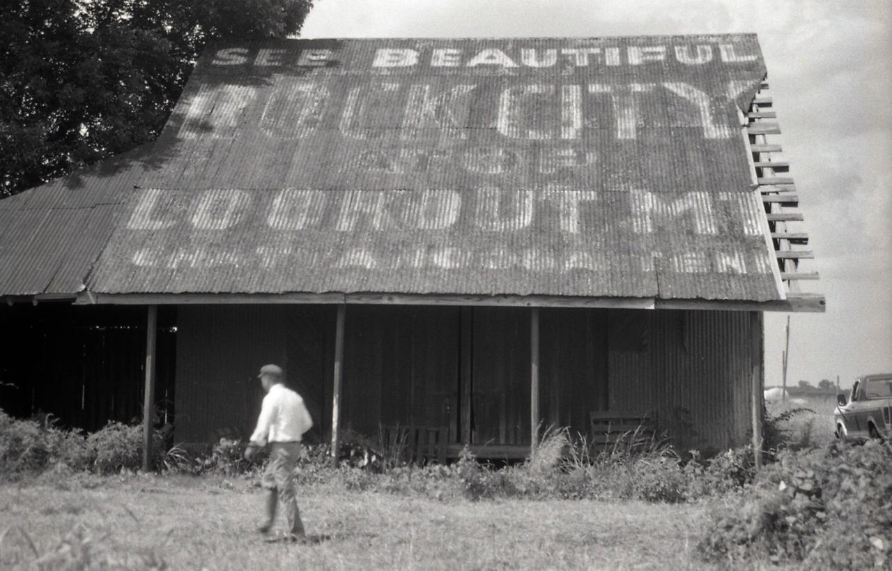 Taylor County, Georgia, 1997.