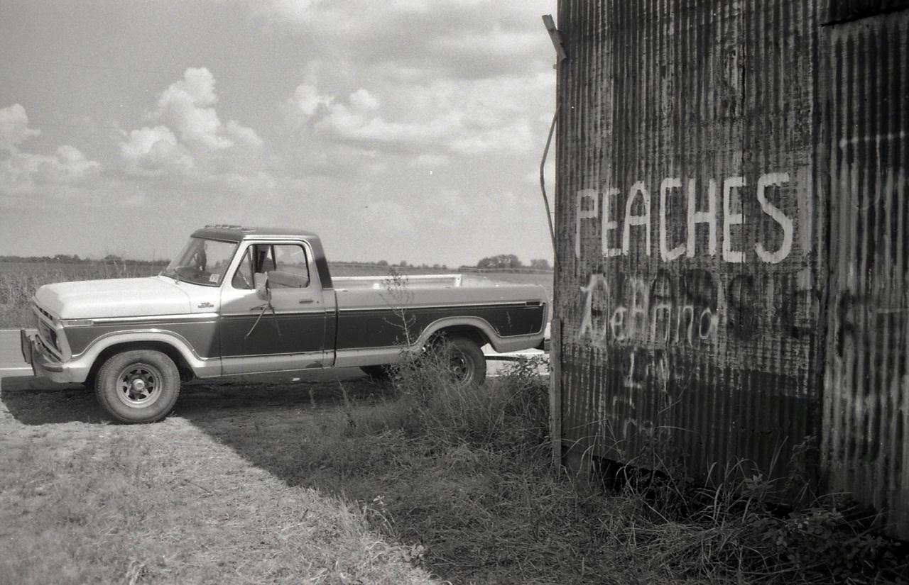 Ousitde Butler, Georgia, 1997.