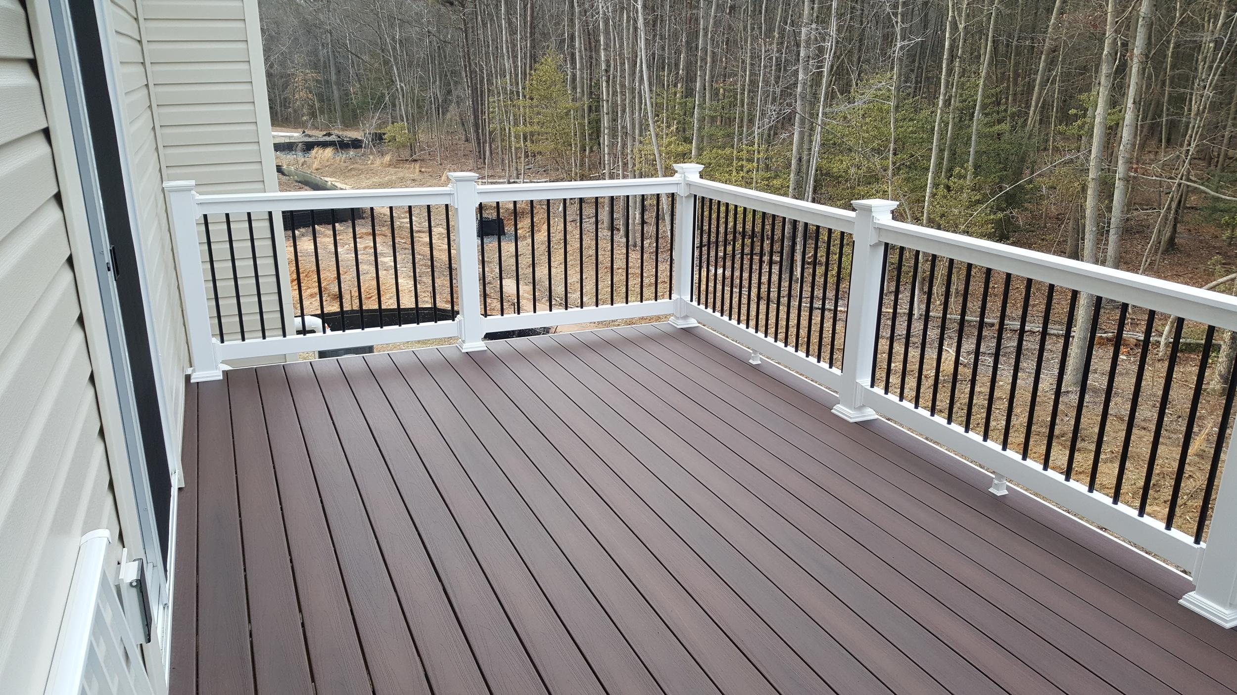 Phoenix Deck Builder | 🦀 Maryland Decking | Decks, Patios
