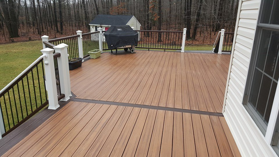 Deck Builders Pictures | 🦀 Maryland Decking | Decks, Patios ...