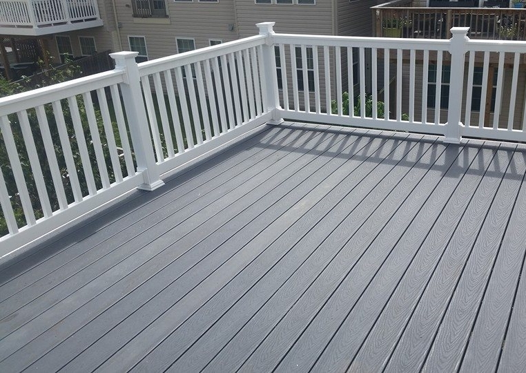 Low-maintenance-composite-deck-resists-fading-weathering-and-rotting