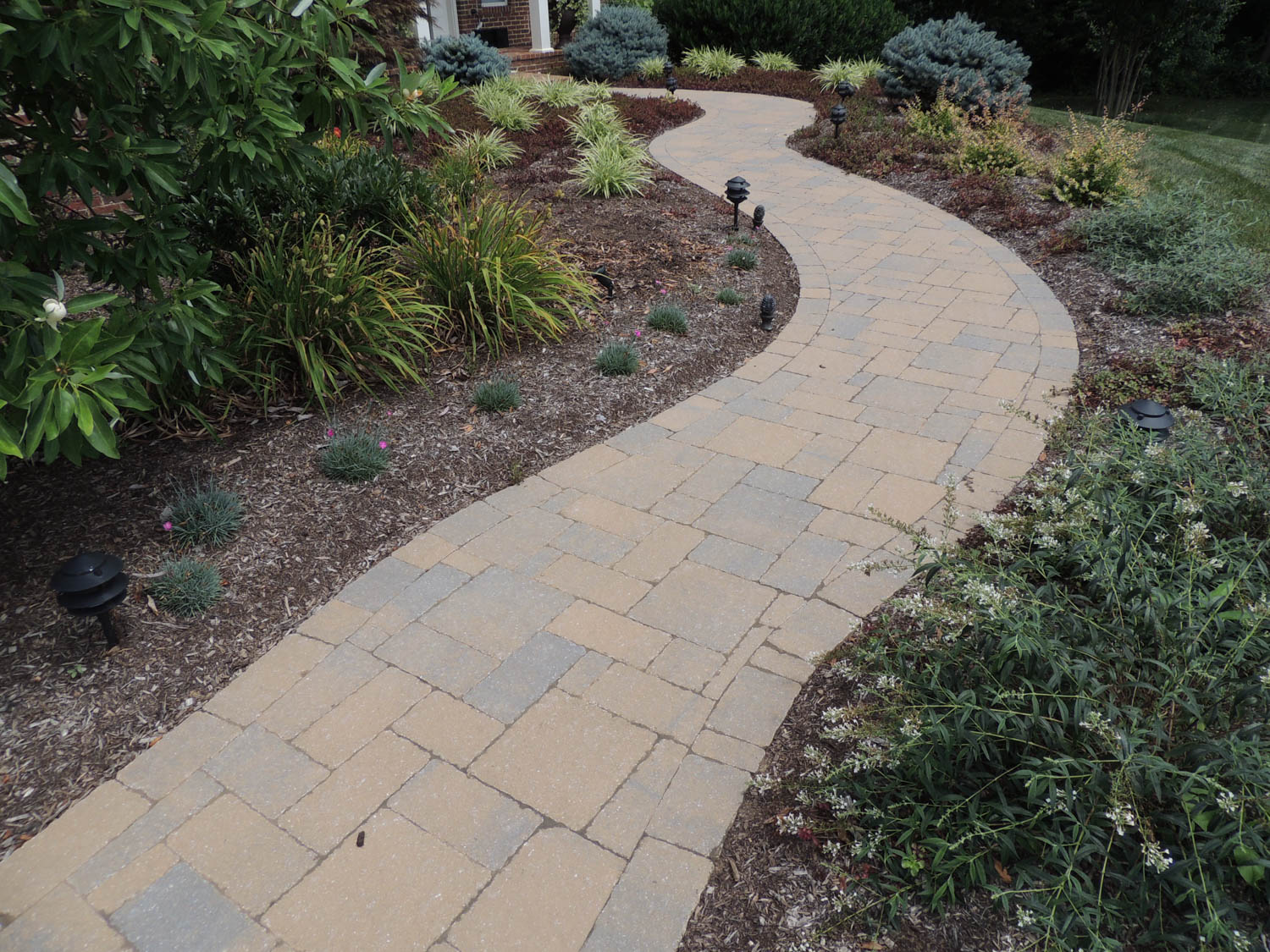 Maryland Paver Walkway Designs