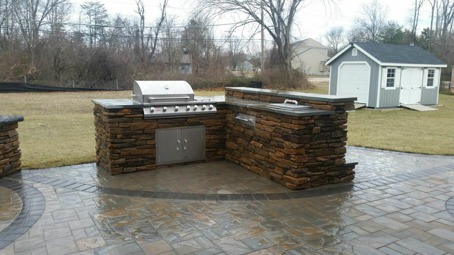 Maryland Outdoor Kitchen Builder