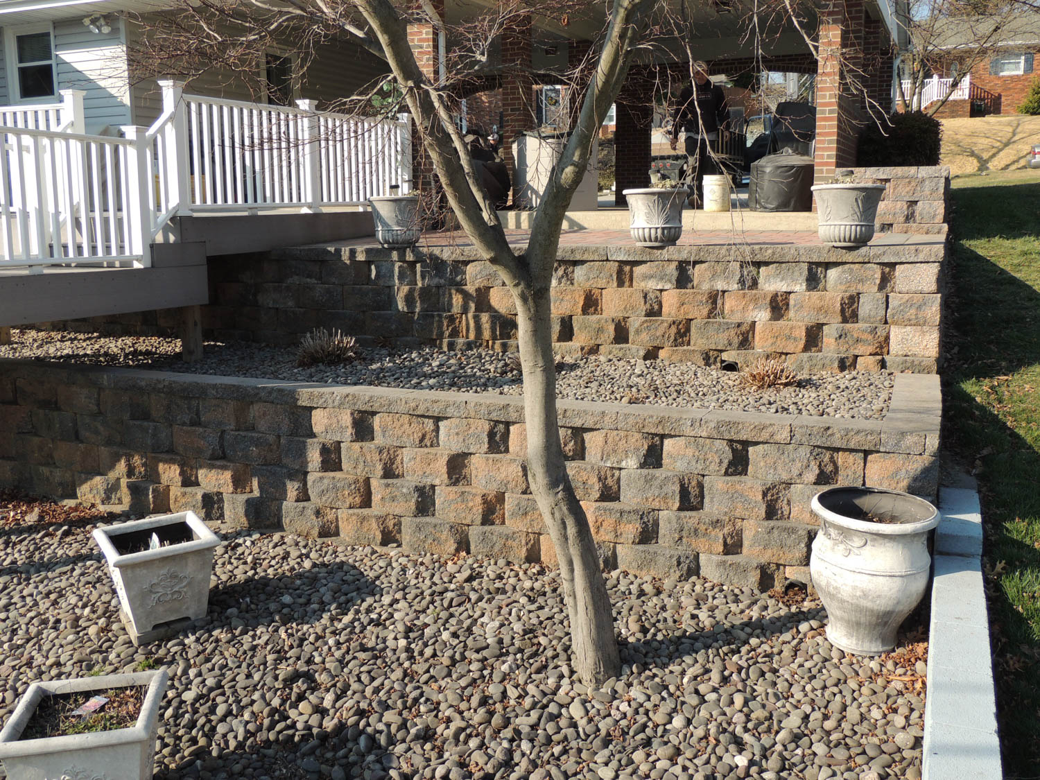 Maryland Retaining Wall Builder