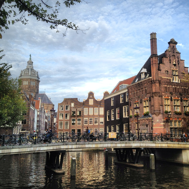Amsterdam, Netherlands:photo by Arlen Stawasz