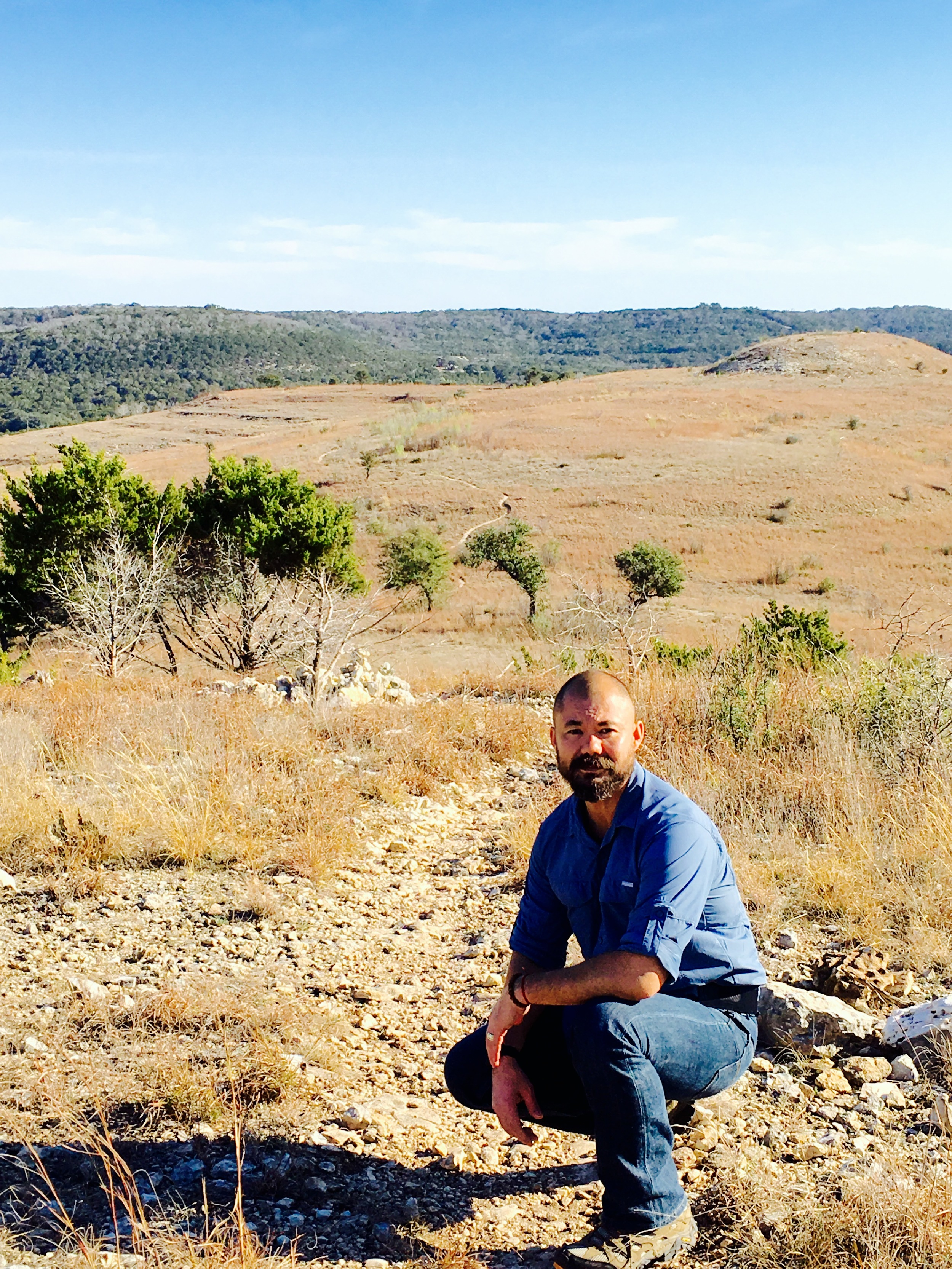 John Lykcurgus Wade and his wife Roxy, both Certified Cognitively-Based Compassion Training (CBCT) Teachers in the beautiful Hill Country of Central Texas