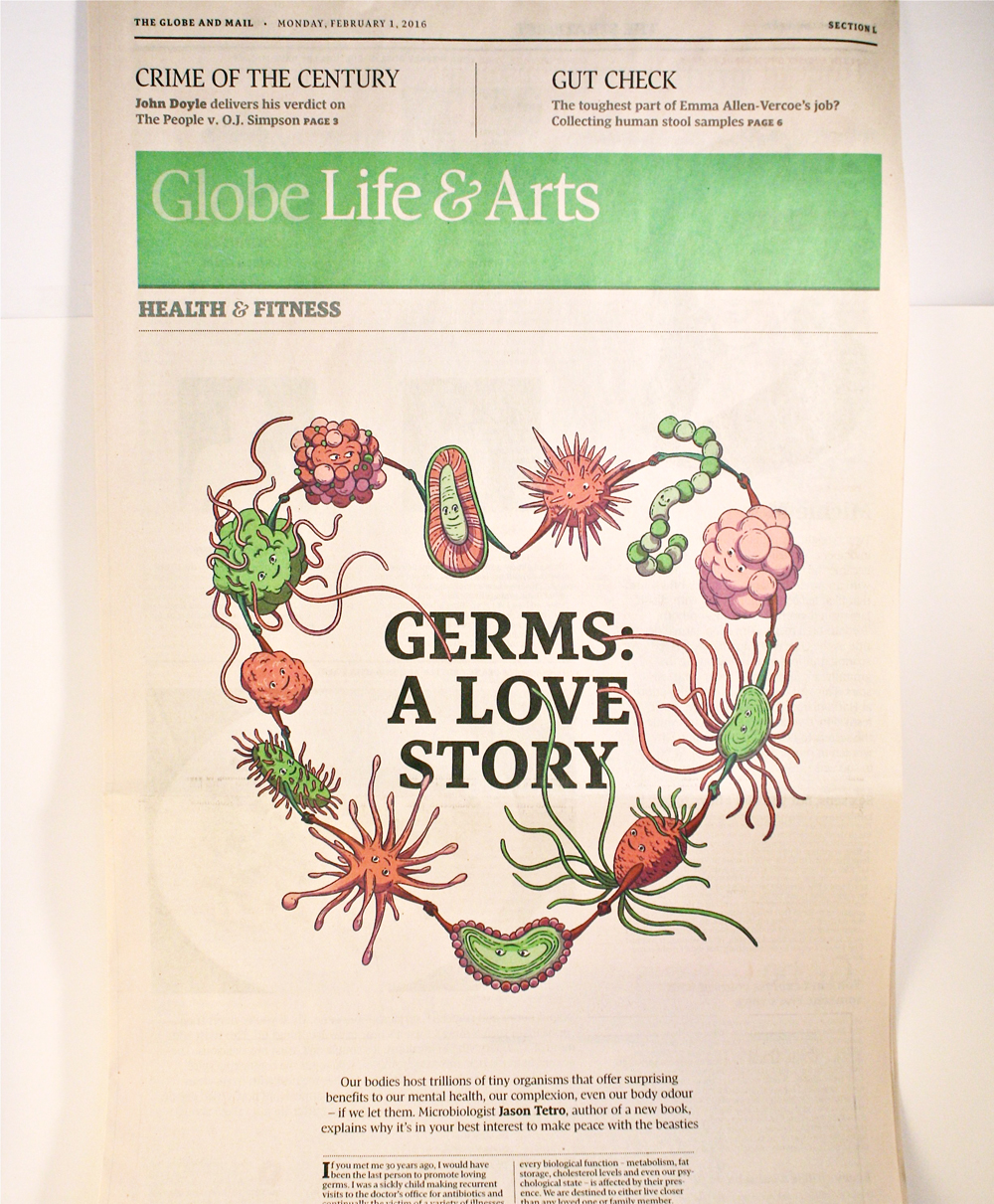 Germs: A Love Story