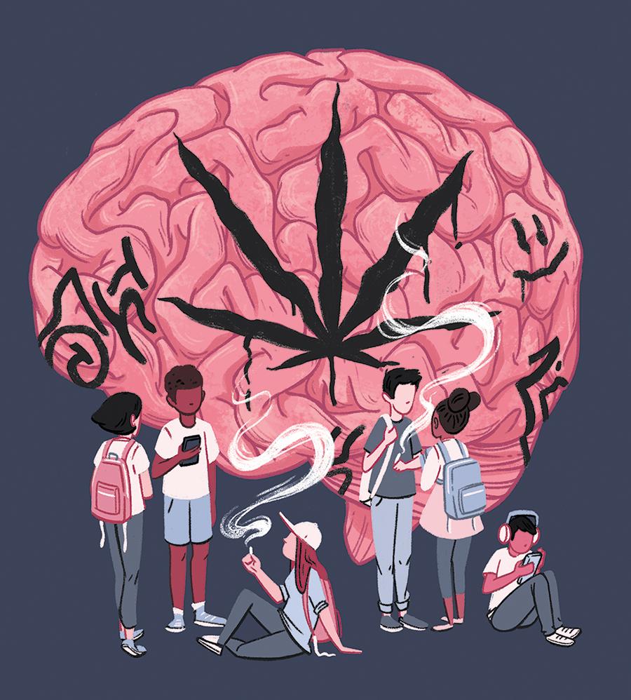 TEENS AND CANNABIS USE