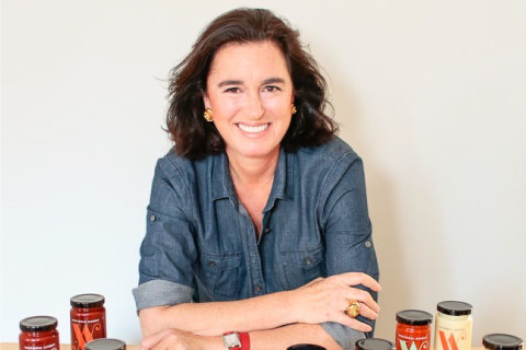 Victoria Amory, founder and chef of Victoria Amory & Co.