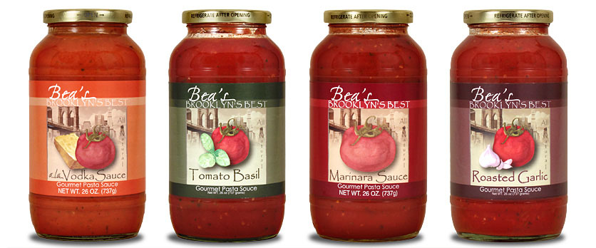 The All Stars of the Bea's Brooklyn's Best Sauces Company.