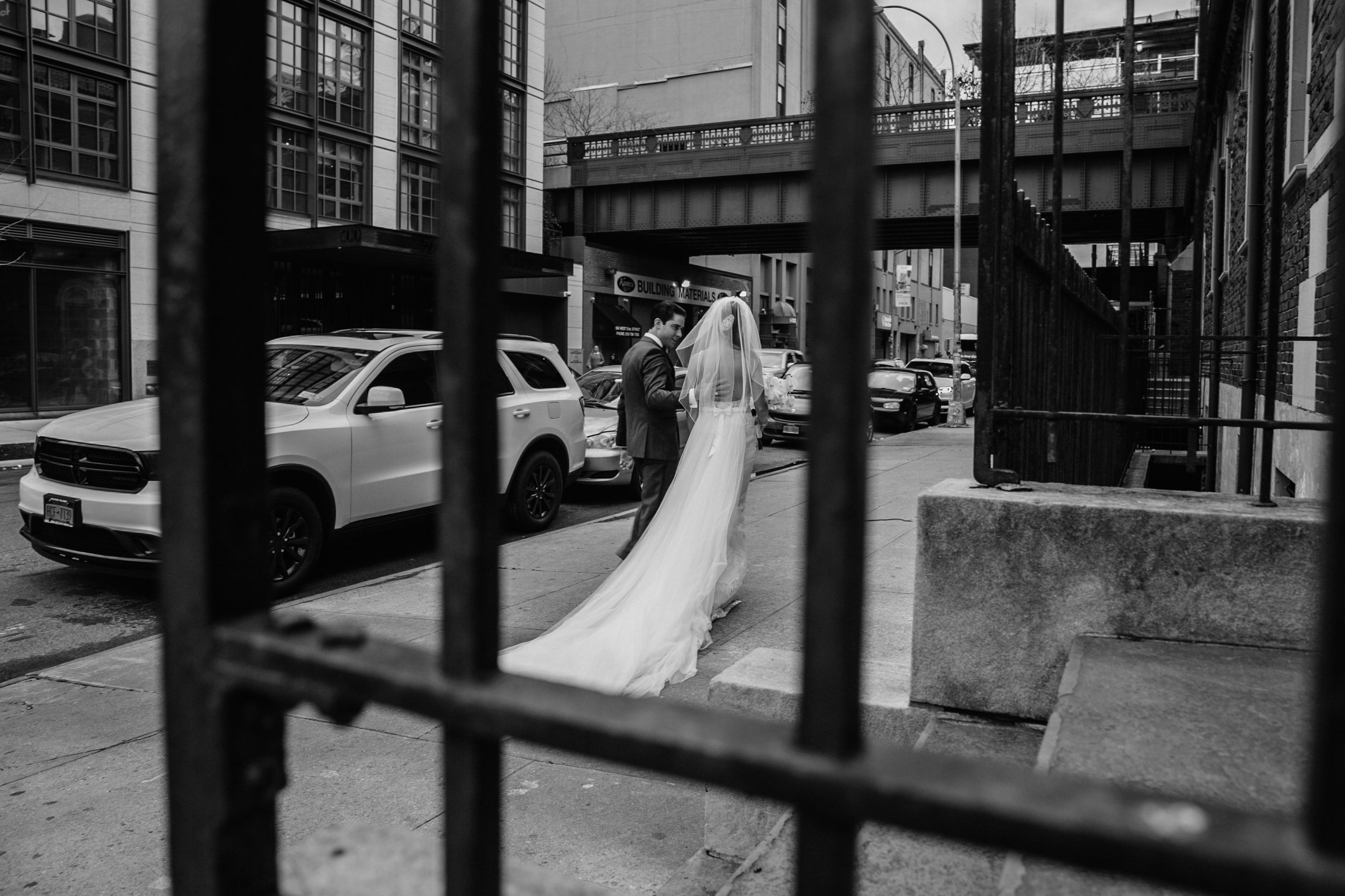 The Highline Hotel | Kathleen & Alex