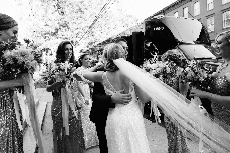 Jersey City, NJ Wedding | Battello