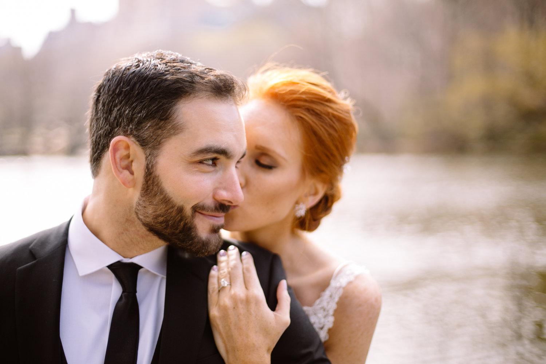 New York City Wedding | Central Park Elopement