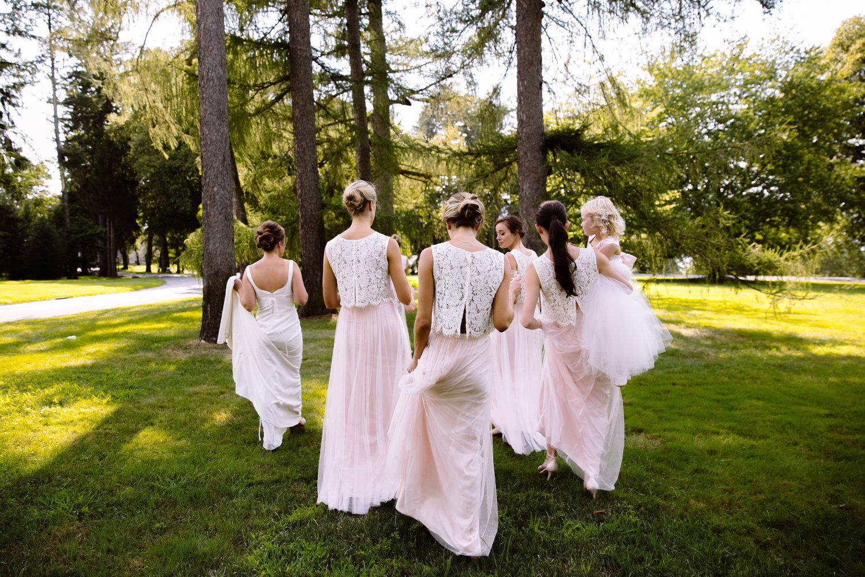 Hudson Valley, NY Wedding | Lyndhurst Castle