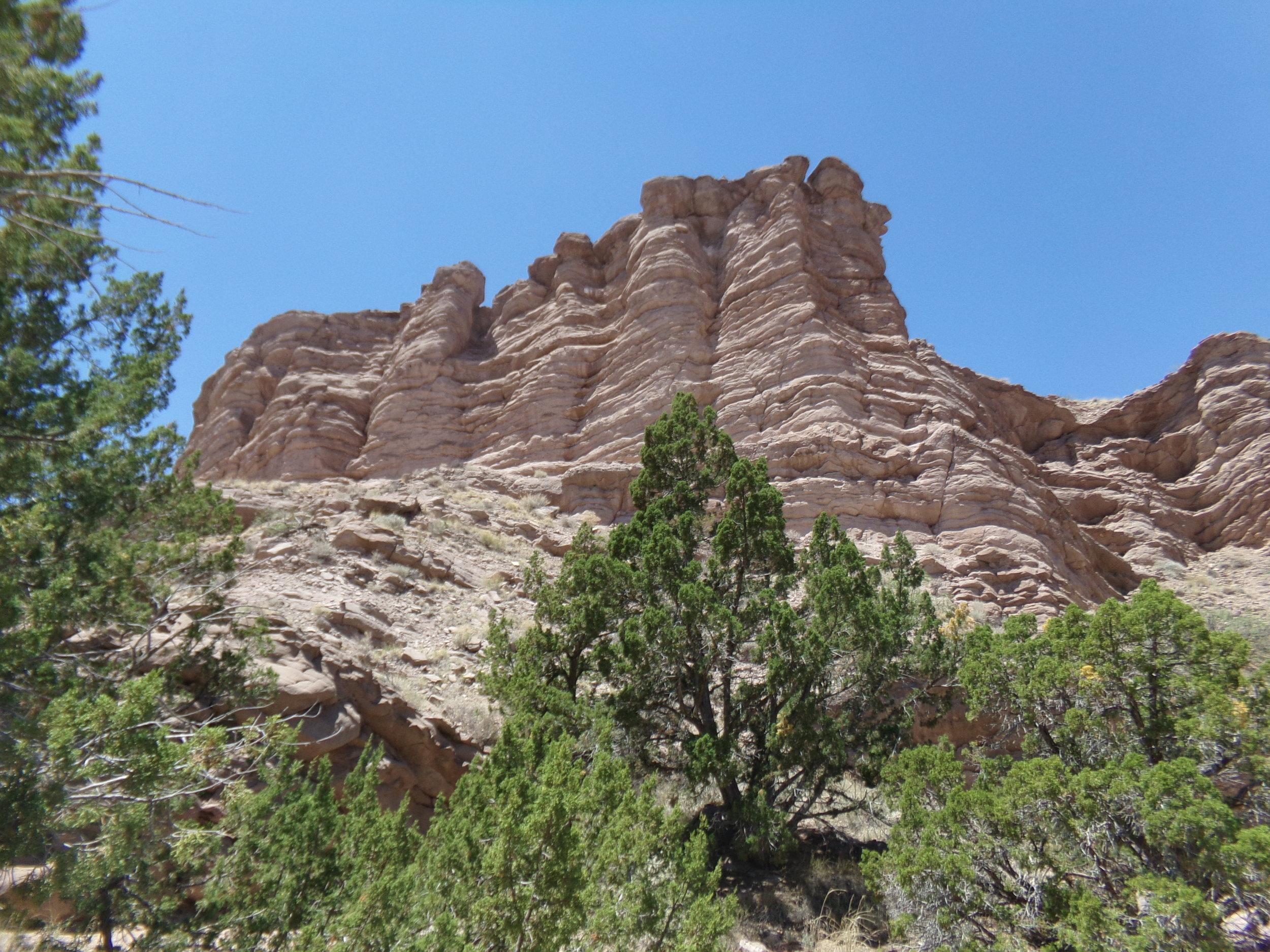 Interesting Sandstone Formations