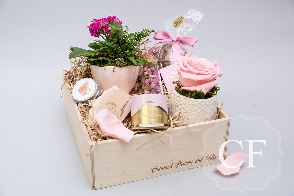 Really Want to Impress - Our gift basket have it all! Starting at $65