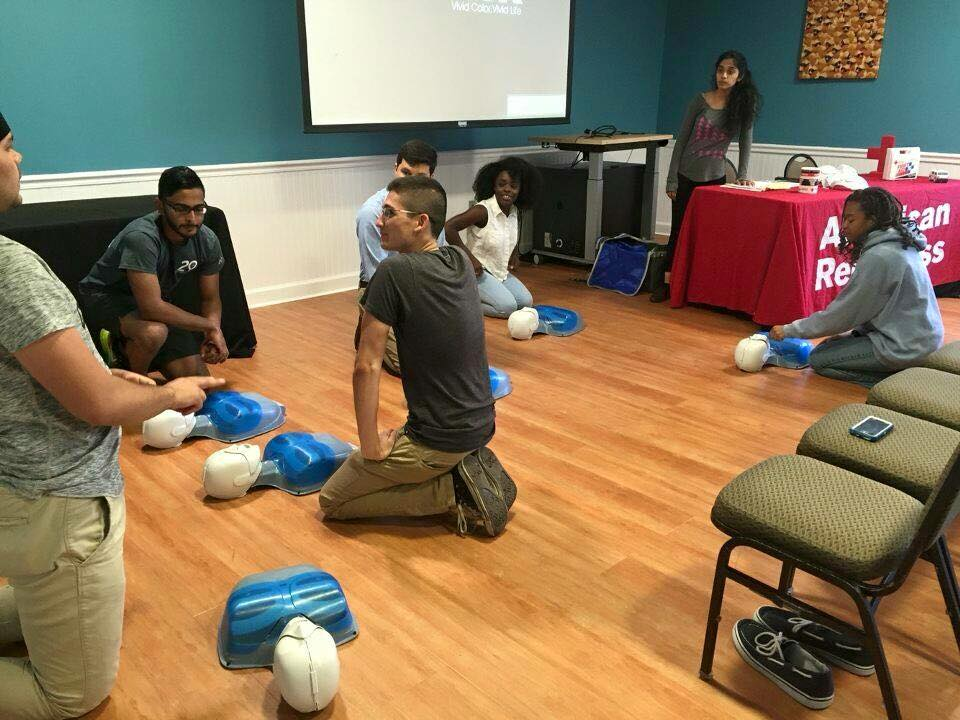 - Phi Delta Epsilon at UCF hosts a variety of skills workshops throughout each semester. This includes collaborations with the Office of Undergraduate Research and the Office of Pre-Law/Pre-Health to provide our members with crucial information about their path to medial school. Past and planned workshops include: CPR, AMCAS, Medical School Application, Resume Development, and Suture workshops.