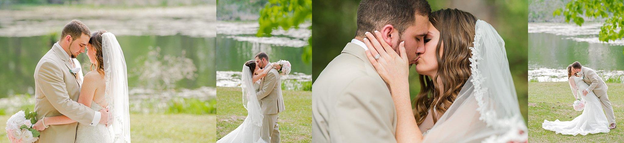 Amber and Logan Orangeburg Wedding