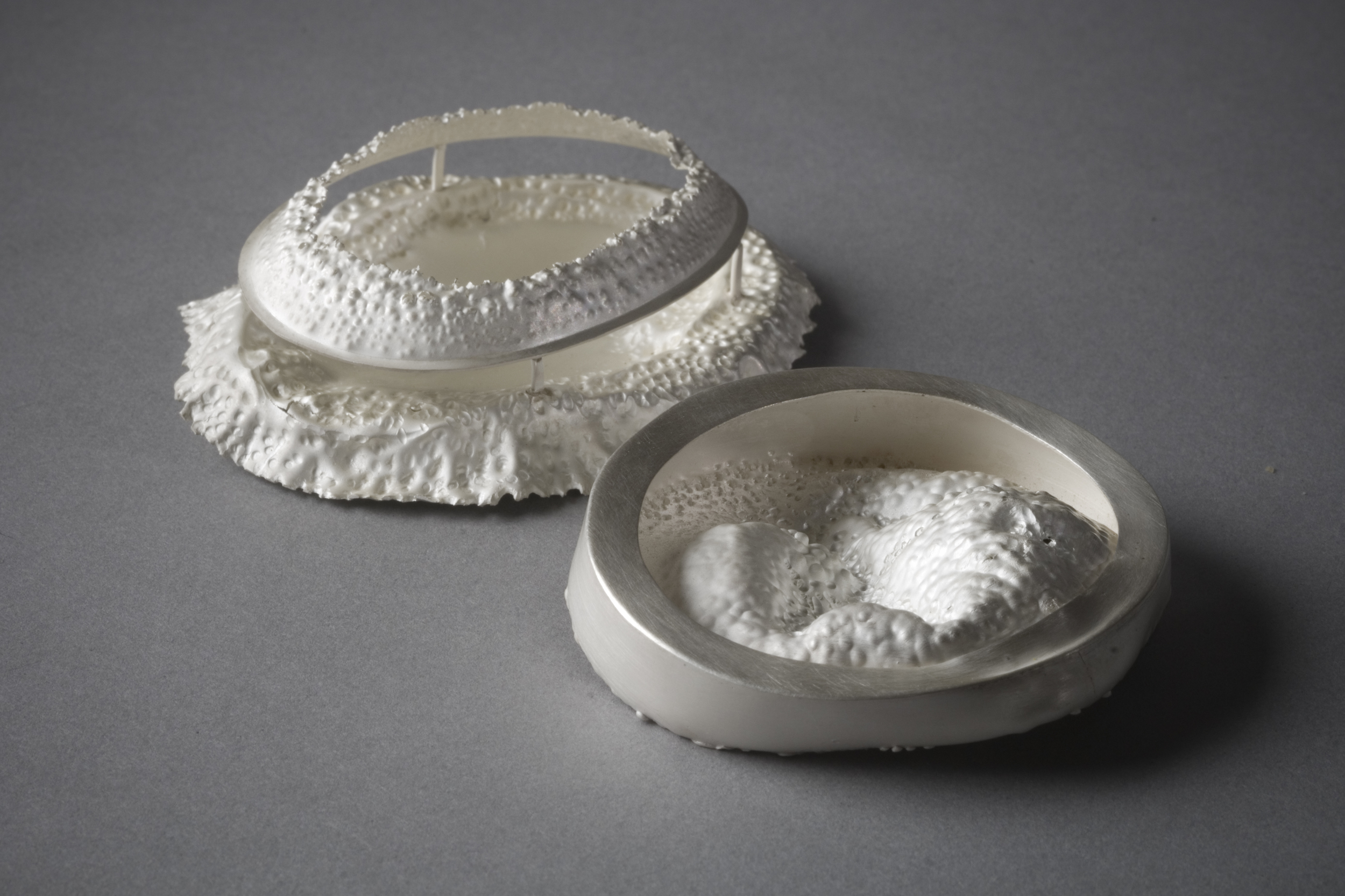 inconsolable  | Detail 2 | Silver | 2009