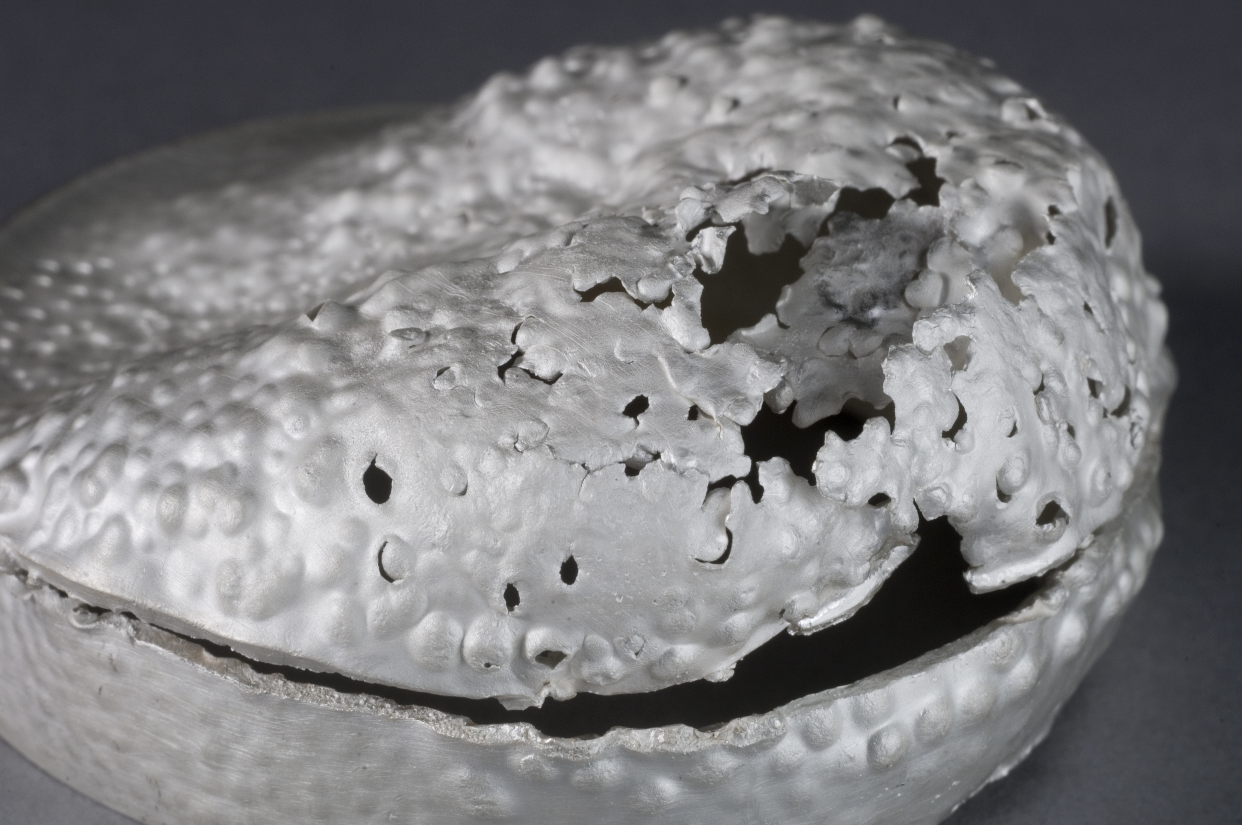 inconsolable  | Right Object from Detail 7 | Silver | 2009