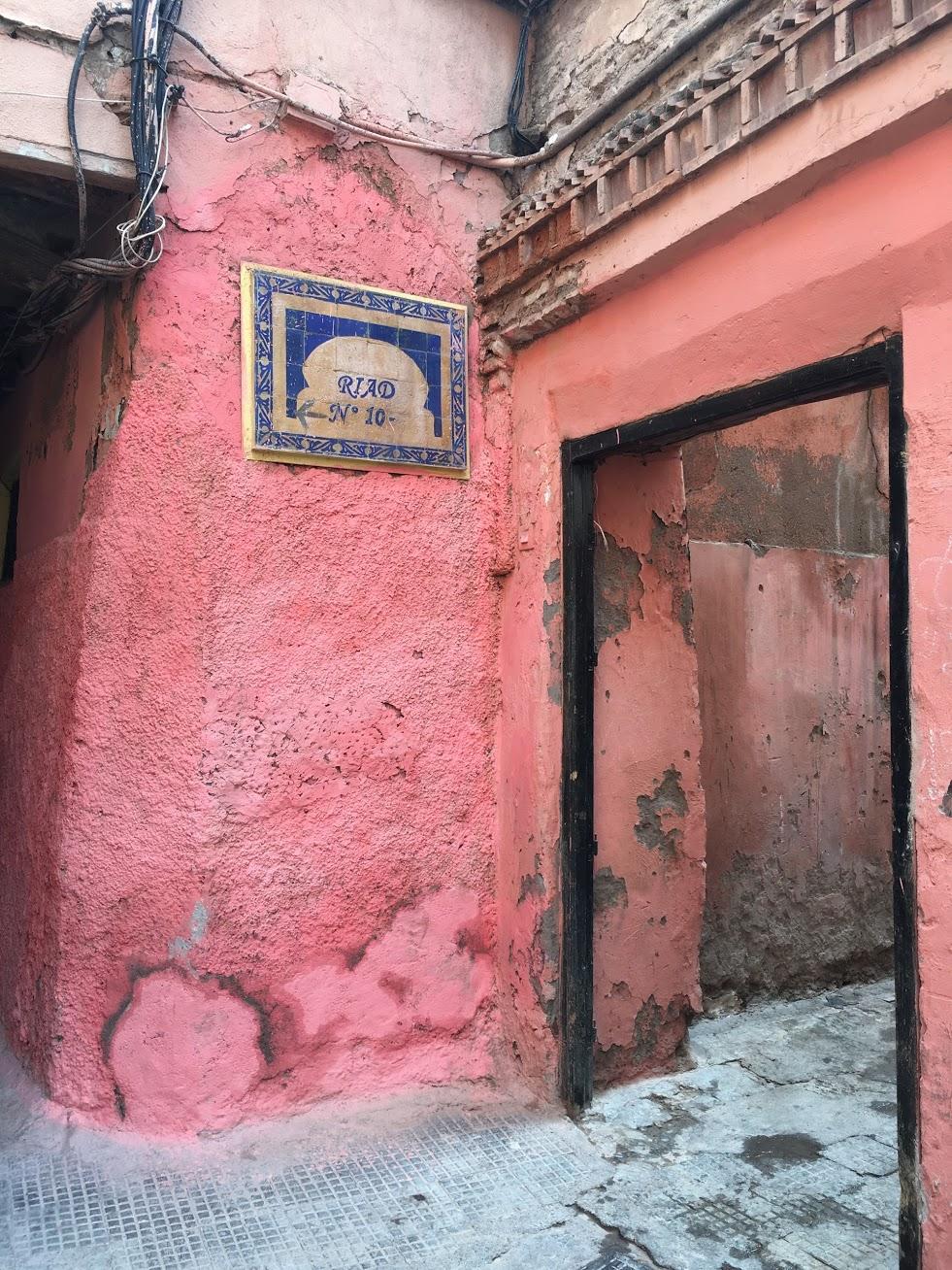 Ph: Streets of the Medina