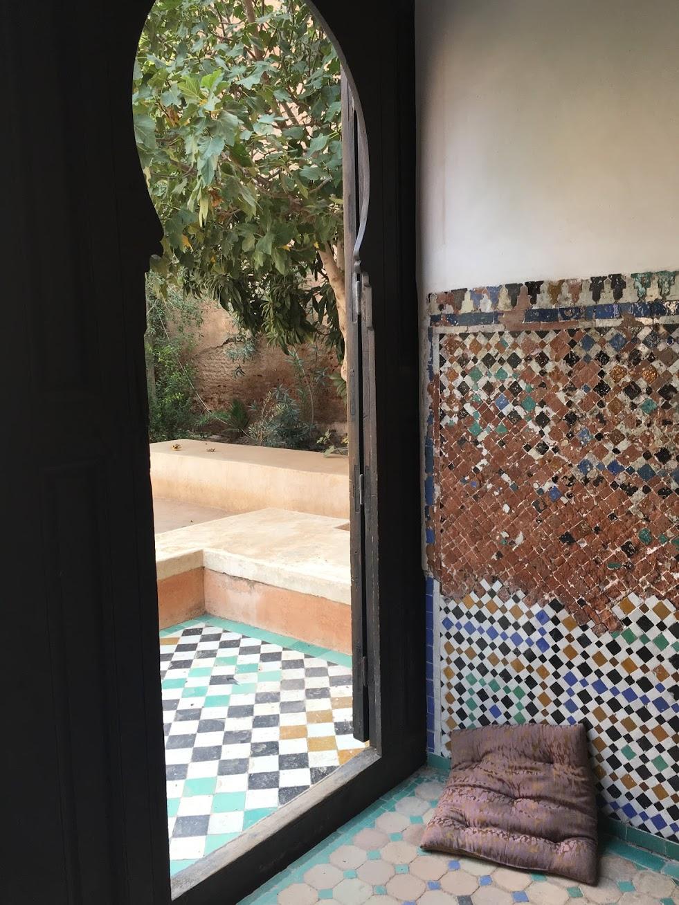 Ph: El Badi Palace