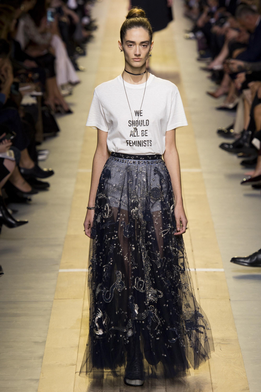 Ph: Christian Dior Spring Summer 2017 Vogue Runway